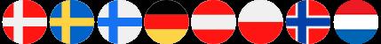vlaggen illustratie